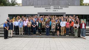 Prague hosts the international conference focused on wild equids. It is attended by about 120 scientists and experts from 30 countries. Photo: Petr Hamerník, Prague Zoo