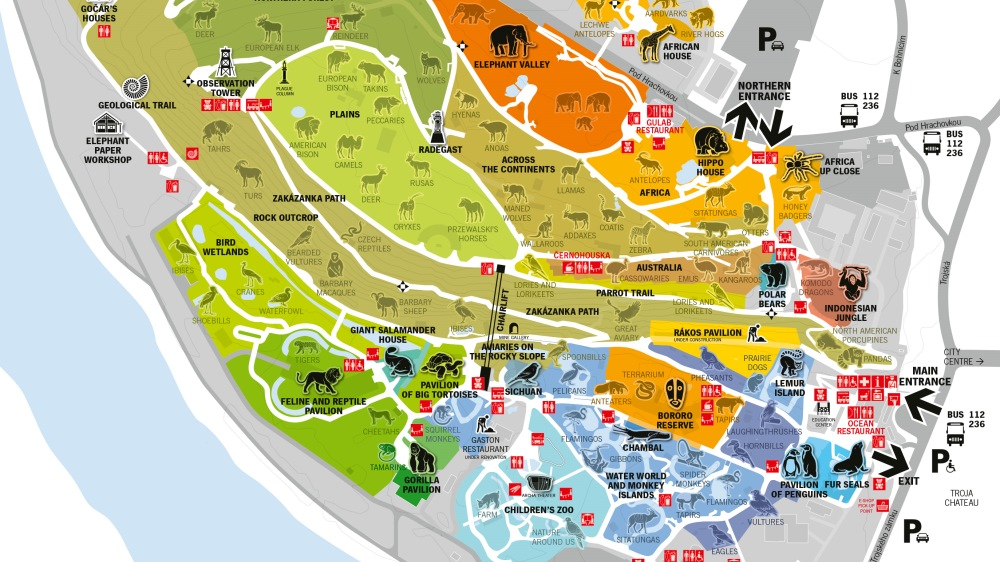 detroit street map pdf with Prague Zoo Map on Watch besides Zip Code Maps Free besides Livable Cities Suburban Residential further Broward County besides Prague Tourist Attractions Map.
