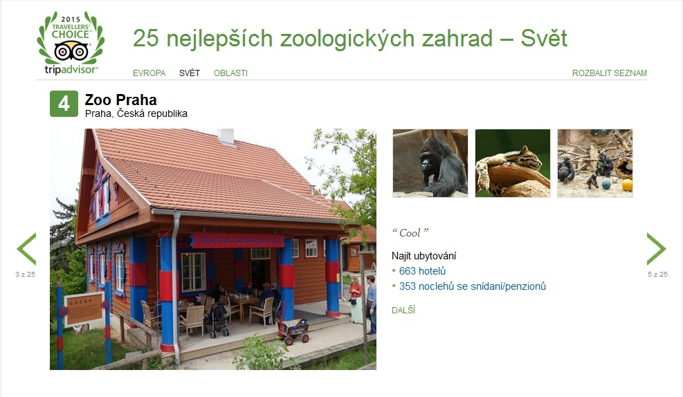 Th Best Zoo In The World - The 12 best zoos in the world