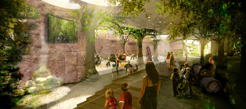 Prague Zoo Introduced the Winning Designs of the New ...