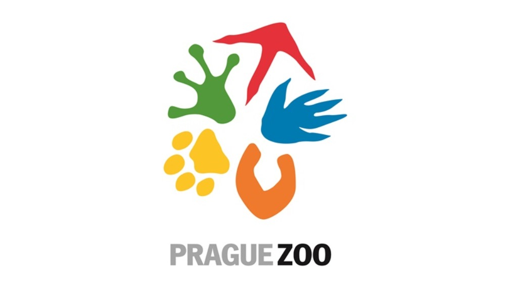 Prague Zoo logo created by Chermayeff & Geismar (NY)